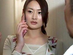 Hottest Japanese model Risa Murakami in Horny Small Boobs JAV movie