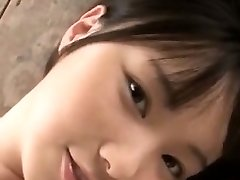 Adorable Hot Japanese Girl Poking