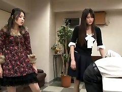 Kozue Maki, Suzukicha Shoku in Stud M 3 Secretary Sadist Ic Torment Absolute Conformity