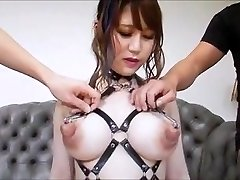 Japanese -  Ample Boobs Huge Puffies
