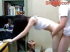 Japanese University College Girl Homemade Sex