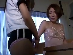 Hot Asian College Girl Seduces Helpless Educator