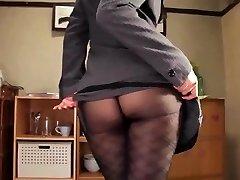 Shou nishino soap superb girl pantyhose culo whip ru nume