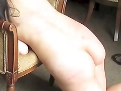 Lashing & Whipping an Amateur Chinese M
