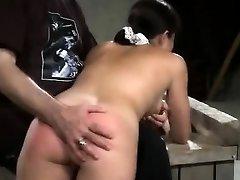 Electroplay Smacking And Masturbation