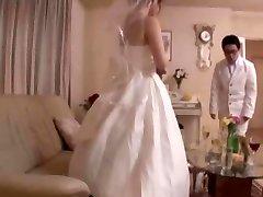 Bride - Under her Microskirt