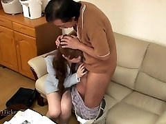 Hot Instructor Creampie (Uncensored JAV)