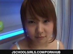 Sexy fucktoy display along Ichigo Morino