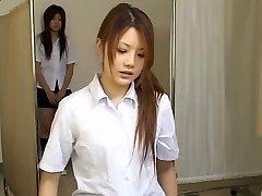 Asian teen sluts in hot hidden camera medical video