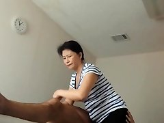 chinese cougar happy ending