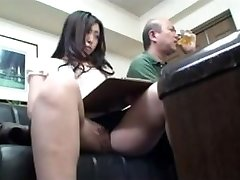 Parent and not his stedaughter eagerness