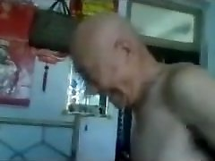 Porking a Chinese Grandmother