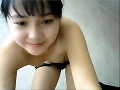 Asian super-steamy body show webcam- Watch Part 2 on my website