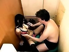 Azumi Harusaki Asian girl has hot public intercourse