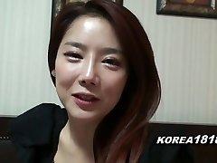KOREA1818.COM - Torrid Korean Damsel Filmed for SEX