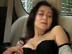 Hottest Japanese gal in Fabulous Blowjob, Handjobs JAV clamp