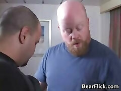 Bo Tucker and Cubrage sucking on spunk-pumps part3