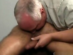 Arpad Miklos gets groped by Jake Cruise