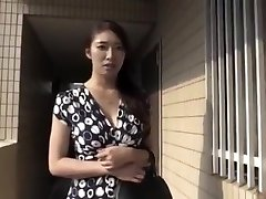 Asian MILF is addicted massage