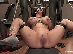 Jessica Bangkok in Bondage & Discipline
