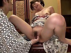 Hottest Japanese girl in Crazy Facial, Sadism & Masochism JAV video
