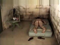 Restrain Bondage girl
