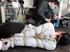 Chinese Student Bondage