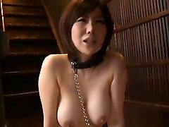 Nanako Mori in The Fuck-a-thon Slave