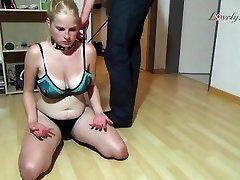 Clip 19Lil Heftige Sklavinnendisziplin - Mingle - Teil 1