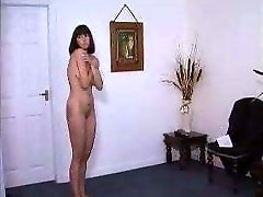 Hard spanking and caning