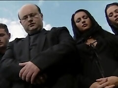 StepDad's Porn Pt. 2: Ancient Italian Funeral Pornography Featuring Rich People