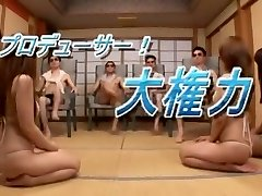 Hottest Japanese model Momoka Nishina, Tsubomi, Uta Kohaku in Exotic POV, Group Sex JAV vid