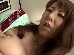 Extraordinaire Japanese whore in Fabulous Point Of View, HD JAV scene