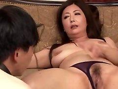 Chinese Elder Ayano Murasaki and Bondman (Uncensored)
