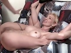 Marie-Helene cheats on her spouse with Two guys