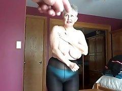 Astonishing porn flick Mature amateur show
