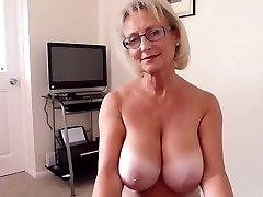 British phat natural tits mature hot blowjob