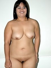 Asian plump meat for the pounding!
