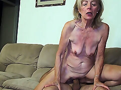 81 years old mom pounded by stepson