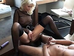 Fetish hot girl lovin' and drawing with tough phat dick