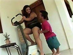 Bbw Mature get Banged by Horny Short Man