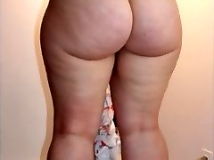 ASS BUBBLE Culo Arse ROUND WIDE HIPS