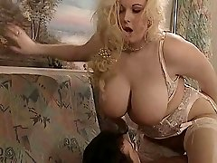 Brit Plus-size Kirsten Halborg anal fucked face spunked