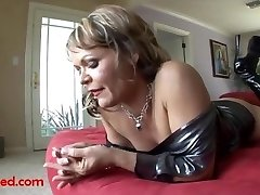 ugly old grandmother gets fuck head by big black negro pipe and