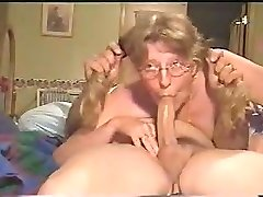 Humiliated Ugly Mature's Still Able To Make Wood Grow Rock-hard While Throated11