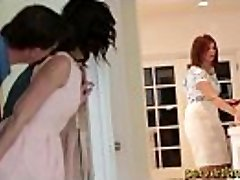 Pervertfamily- Dad fucks Daughter on her Birthday while Mommy prepares Cake
