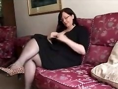 Hot BBW Mature demonstrates great body