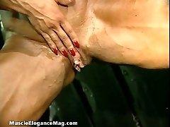 Denise Masino 40 - Nymph Bodybuilder
