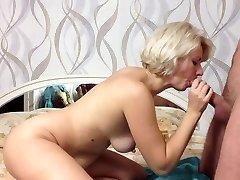 homemade, stunning mature couple in a sizzling clip