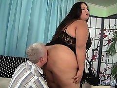 Fat latina BBW Lorelai Givemore Wide Blast Intercourse